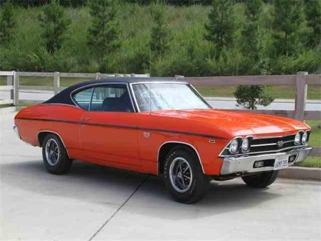 Picture of 1969 Chevelle Offered by  - MDL0
