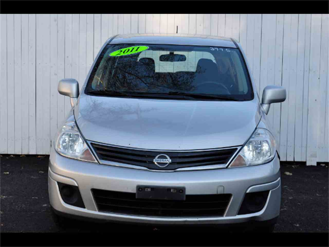 Large Picture of '11 Nissan Versa located in Milford New Hampshire - $3,995.00 Offered by Horseless Carriage - MDL5