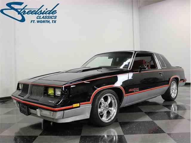 Picture of '83 Cutlass - MDLC