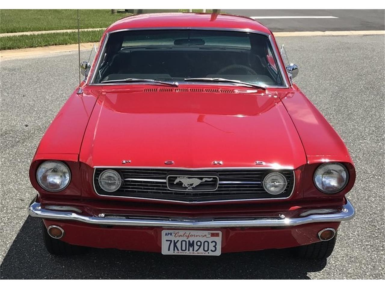 Large Picture of '66 Mustang GT - MDLF