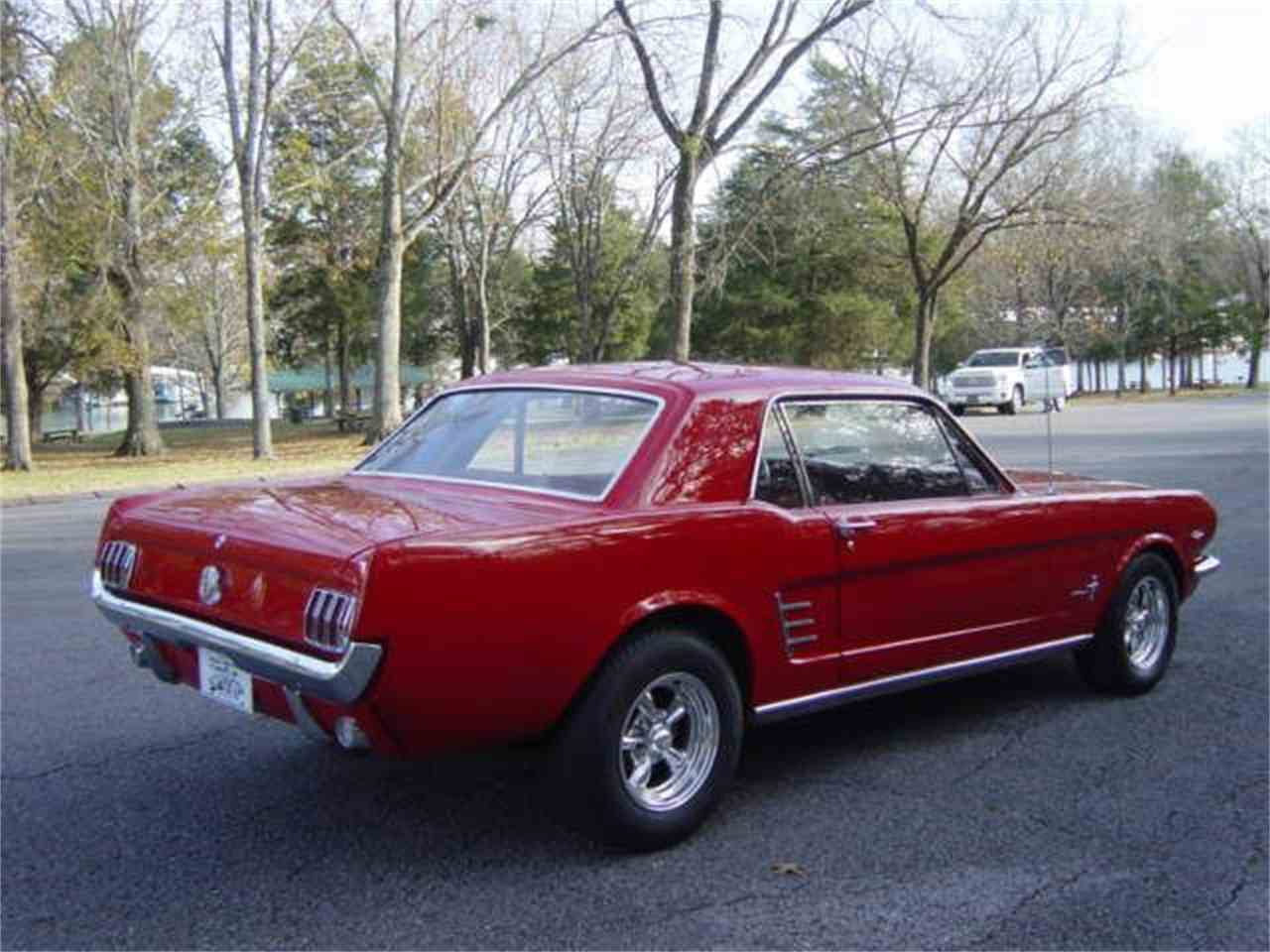 Large Picture of '66 Mustang - MDLP