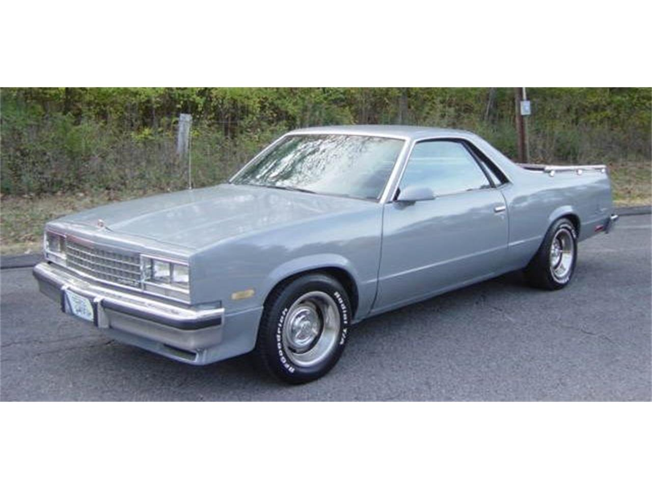 Large Picture of '86 El Camino - MDLU