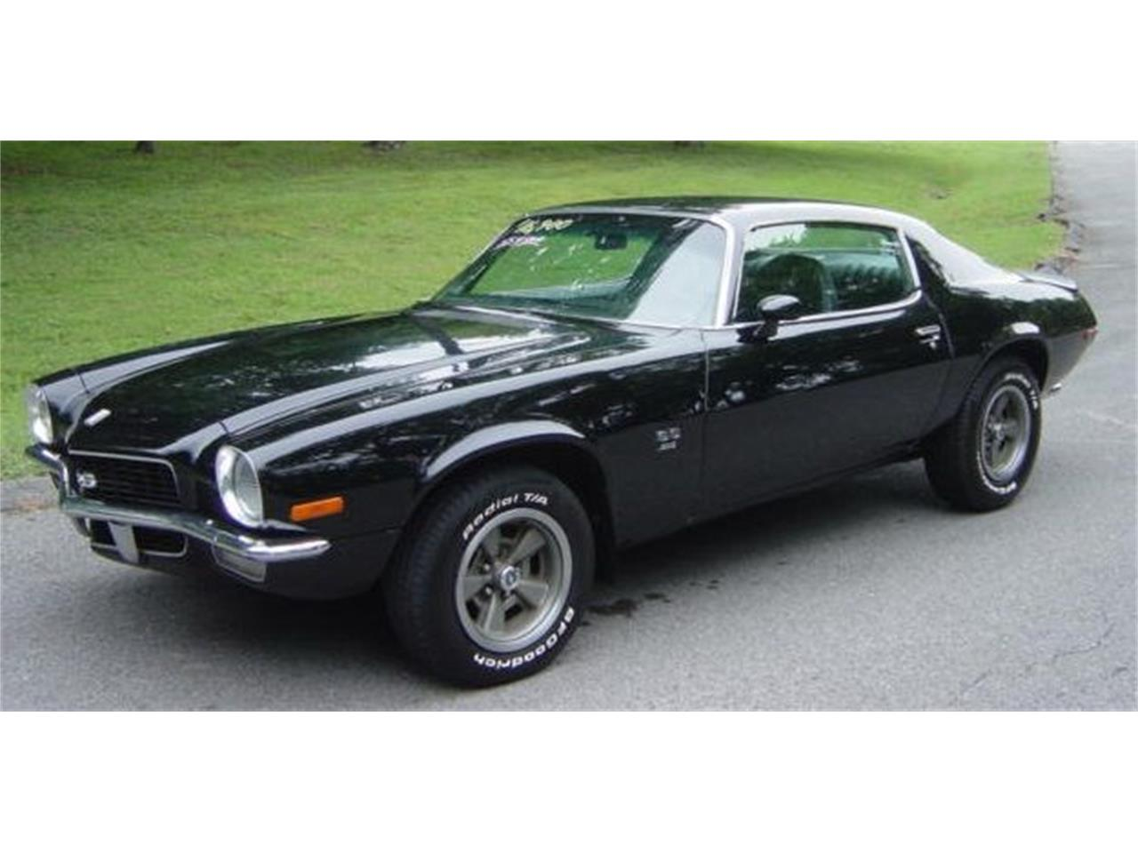 Large Picture of '71 Camaro SS - MDLV