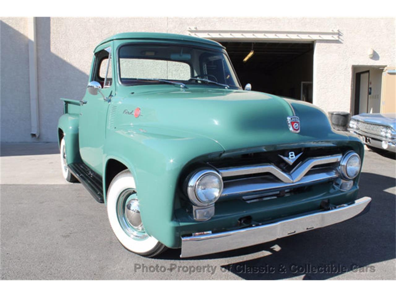 1955 Ford F100 For Sale Cc 1044073 Pick Up Large Picture Of 55 Mdm1