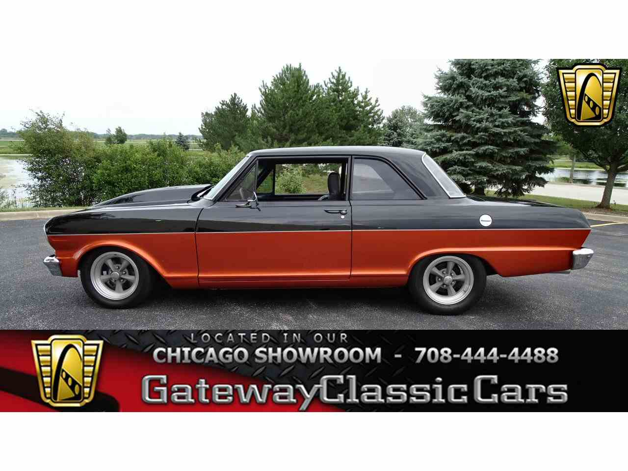 1963 Chevrolet Chevy II for Sale | ClassicCars.com | CC-1040408