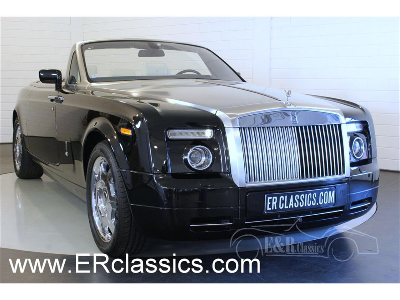 Large Picture of '08 Rolls-Royce Phantom Offered by E & R Classics - MDM8
