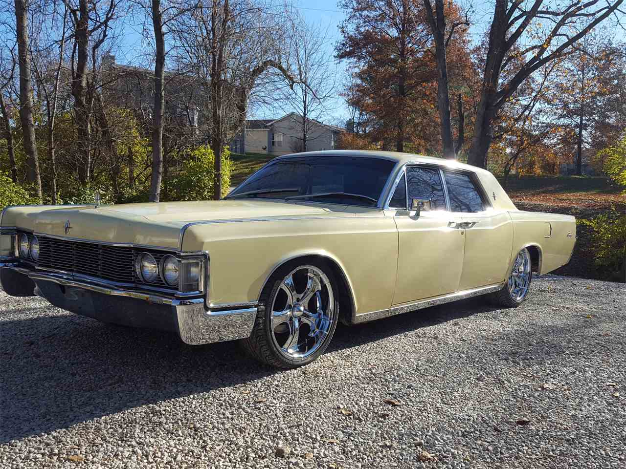 1968 Lincoln Continental for Sale | ClicCars.com | CC-1044089