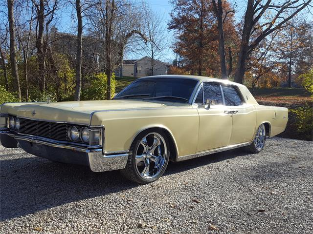 Picture of '68 Continental - MDMH