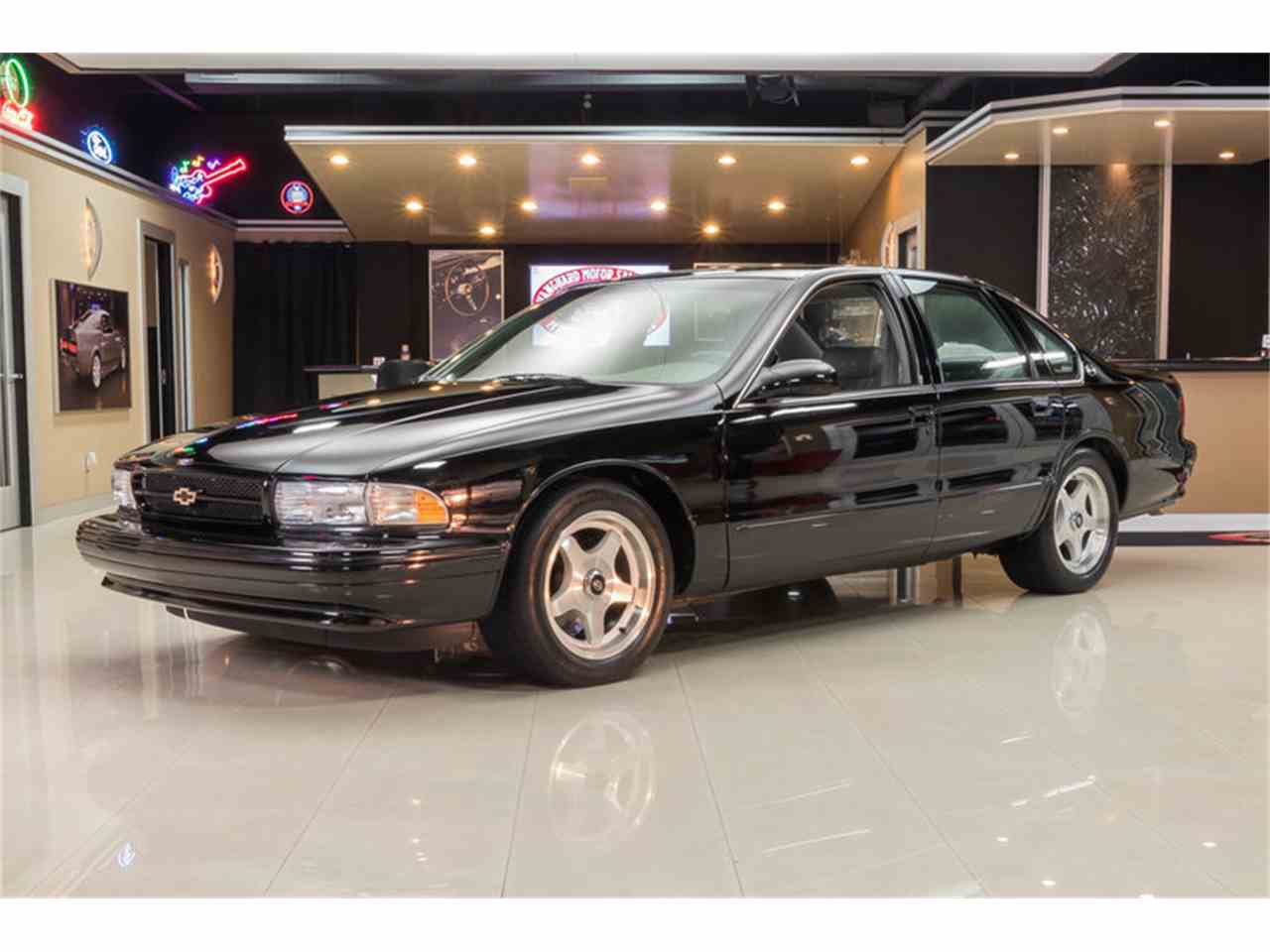 1996 chevrolet impala ss for sale cc. Black Bedroom Furniture Sets. Home Design Ideas