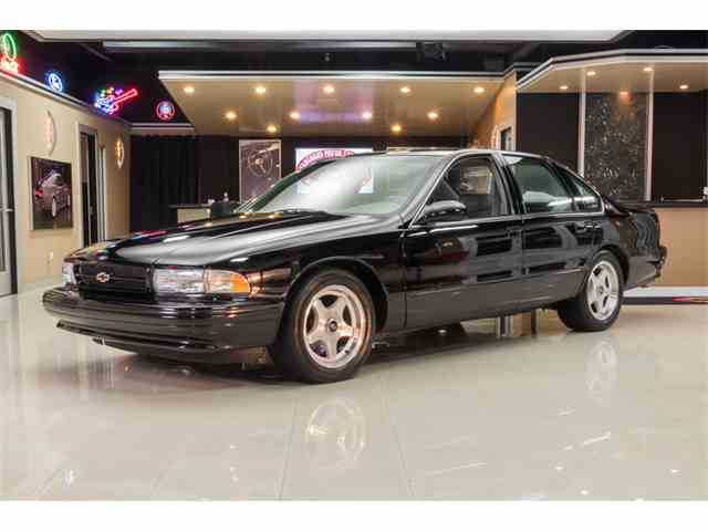 Picture of 1996 Chevrolet Impala SS located in Plymouth Michigan Offered by  - MASA
