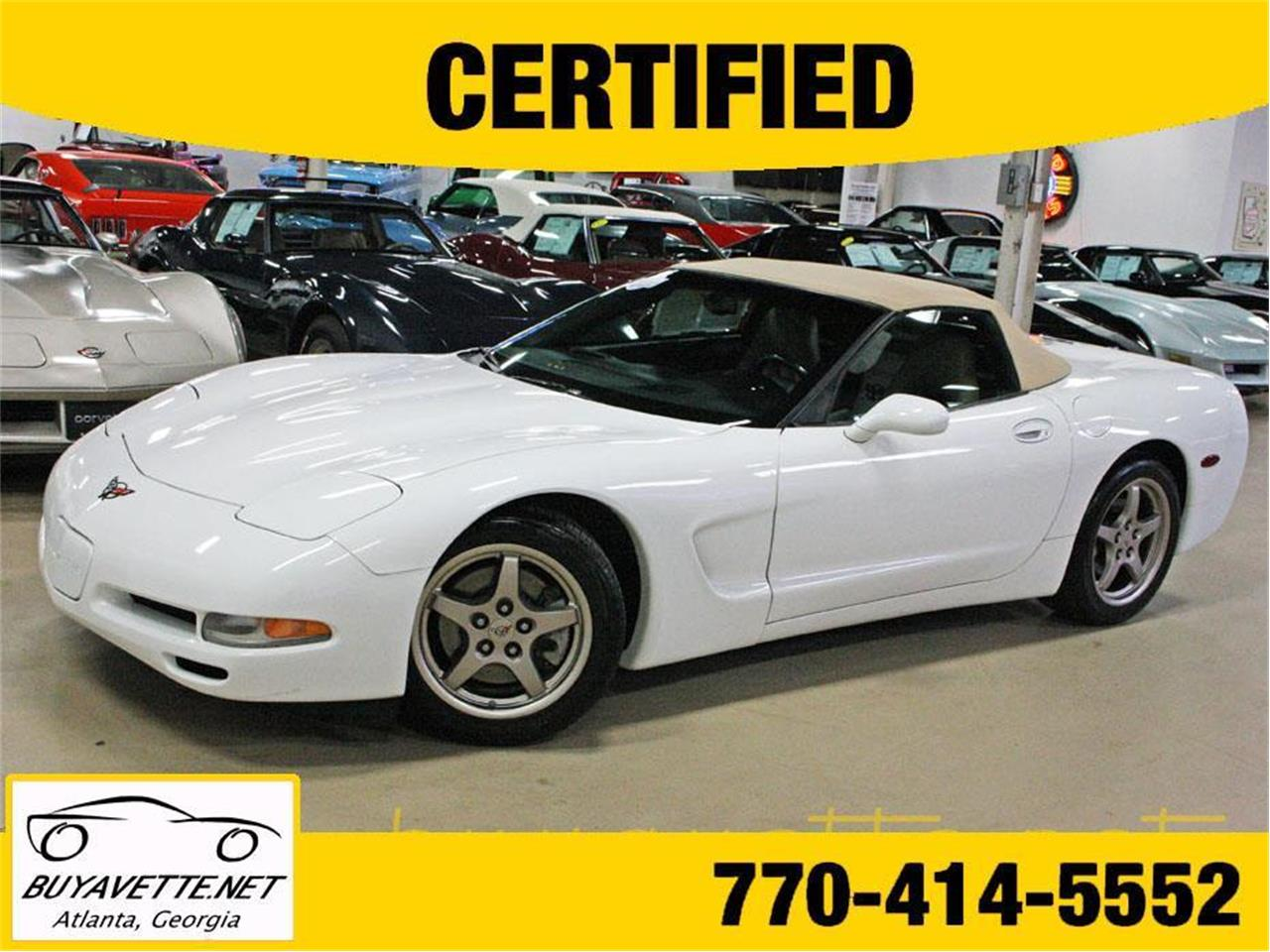 Large Picture of '04 Corvette - MDNF