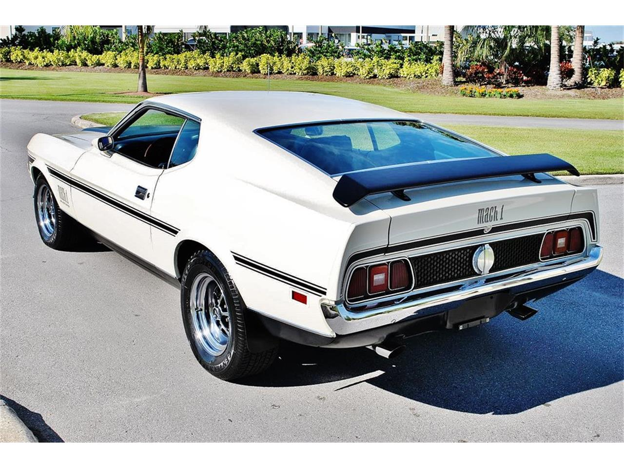 Large Picture of '71 Mustang Mach 1 - MDOH