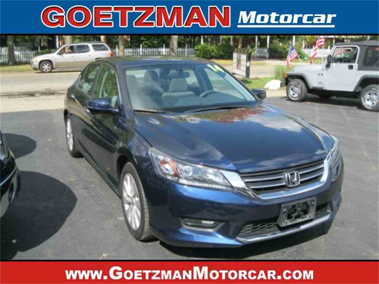 Large Picture of 2014 Accord - MDOS