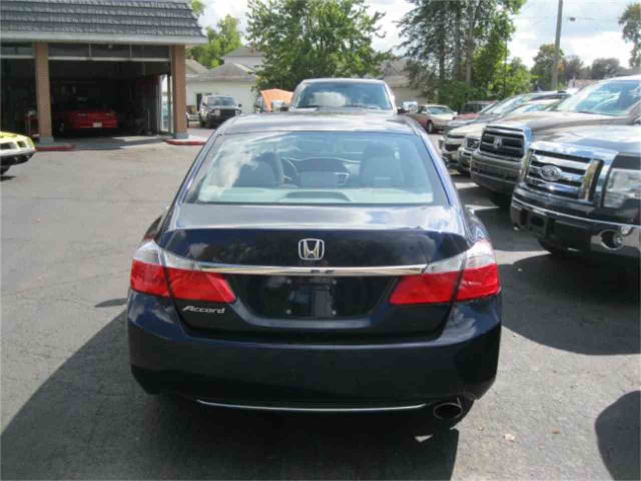 Large Picture of 2014 Accord - $14,990.00 - MDOS