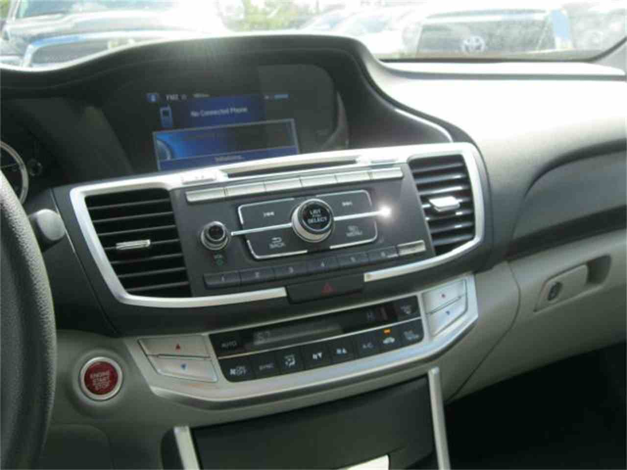 Large Picture of '14 Accord Offered by Goetzman Motorcar LLC - MDOS