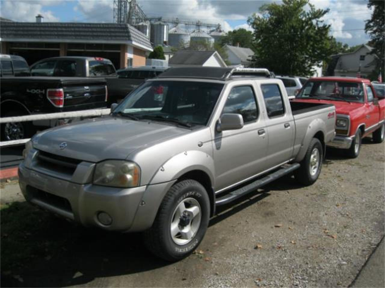Large Picture of '02 Frontier - MDOT