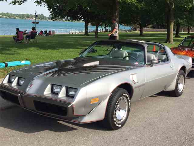 Picture of '79 Firebird Trans Am WS6 - MDP2