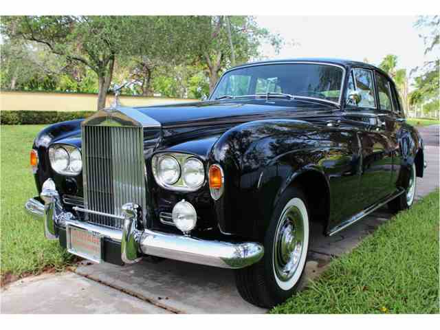 Picture of 1964 Rolls-Royce Silver Cloud III Auction Vehicle Offered by Vantage Motorworks - MDP4