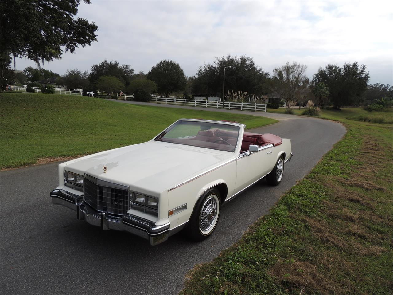 Large Picture of 1985 Cadillac Eldorado Biarritz Offered by a Private Seller - MDP6