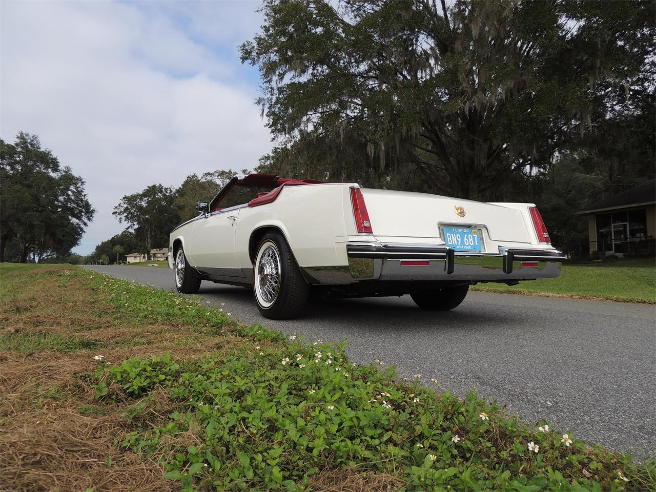 Large Picture of 1985 Eldorado Biarritz Offered by a Private Seller - MDP6