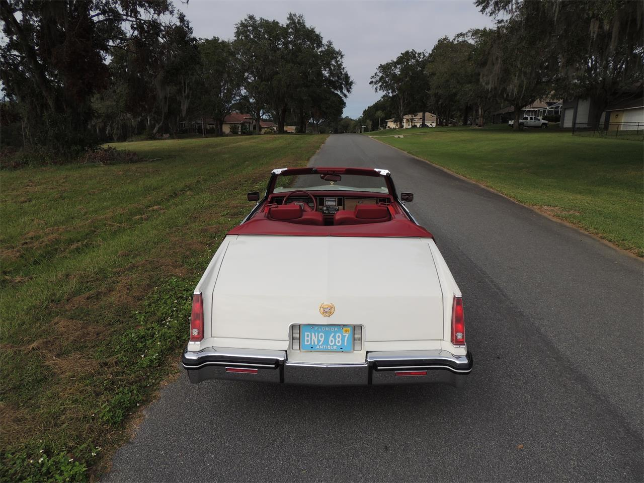 Large Picture of '85 Cadillac Eldorado Biarritz located in Land O Lakes Florida Offered by a Private Seller - MDP6