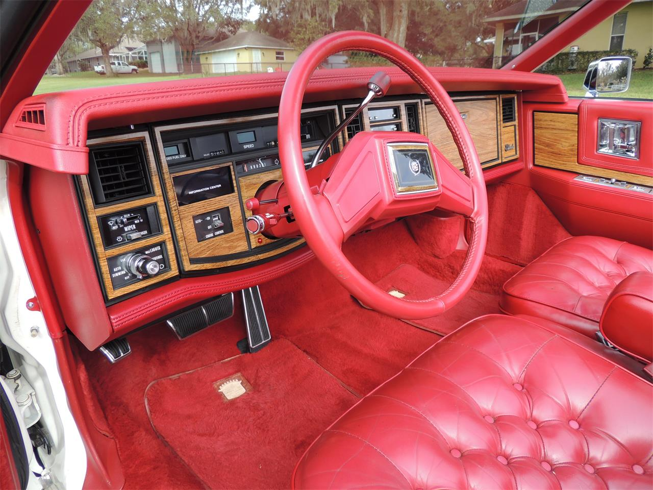 Large Picture of '85 Cadillac Eldorado Biarritz - MDP6