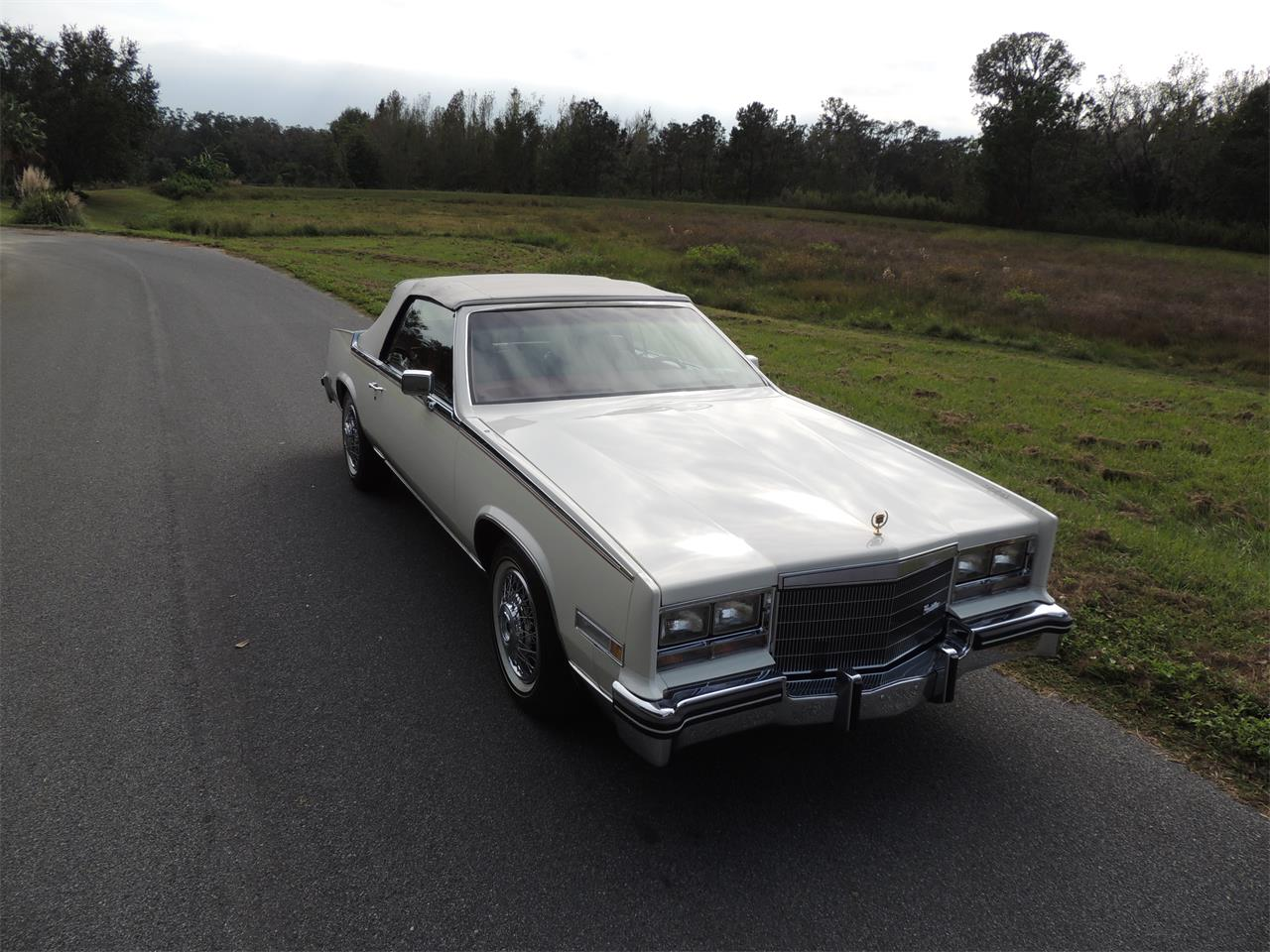 Large Picture of '85 Cadillac Eldorado Biarritz located in Land O Lakes Florida - $19,500.00 - MDP6