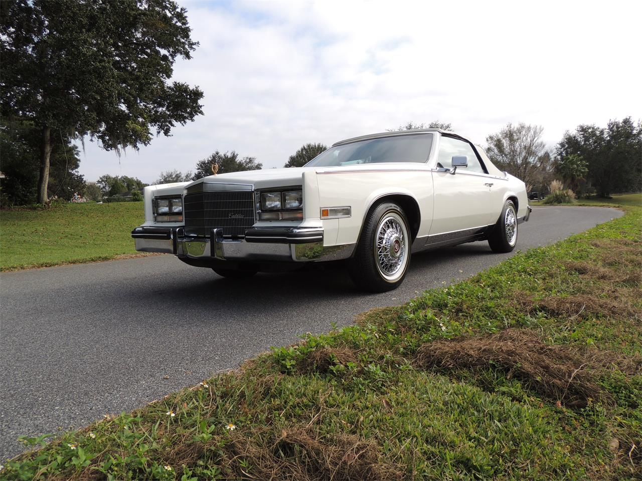 Large Picture of 1985 Eldorado Biarritz located in Land O Lakes Florida Offered by a Private Seller - MDP6