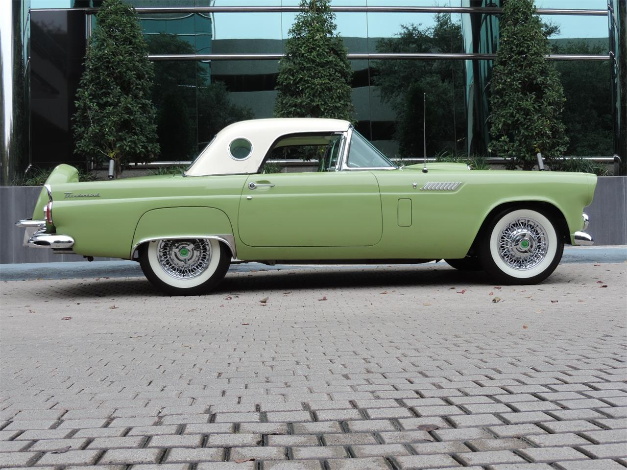 Large Picture of Classic 1956 Ford Thunderbird - $89,500.00 Offered by Amos Minter's Thunderbirds - MDP7