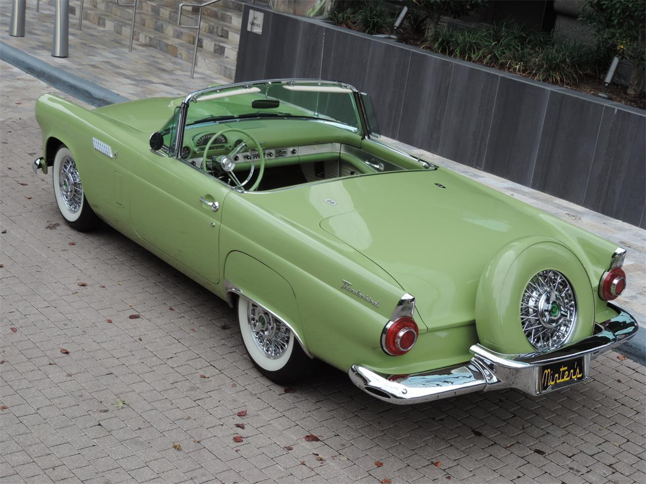 Large Picture of Classic 1956 Ford Thunderbird Offered by Amos Minter's Thunderbirds - MDP7