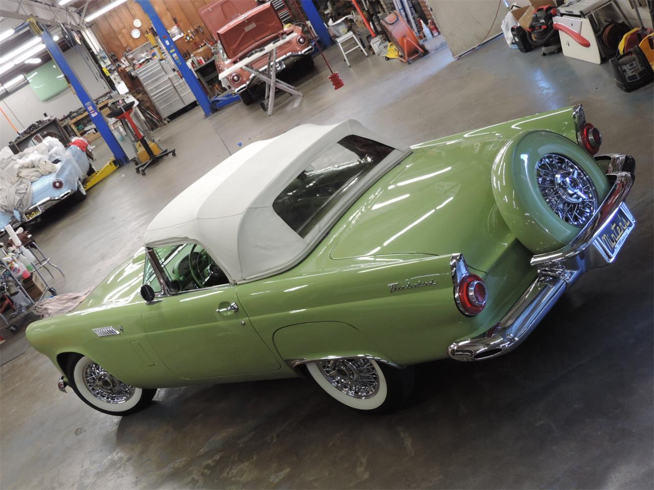 Large Picture of Classic '56 Thunderbird - $89,500.00 - MDP7