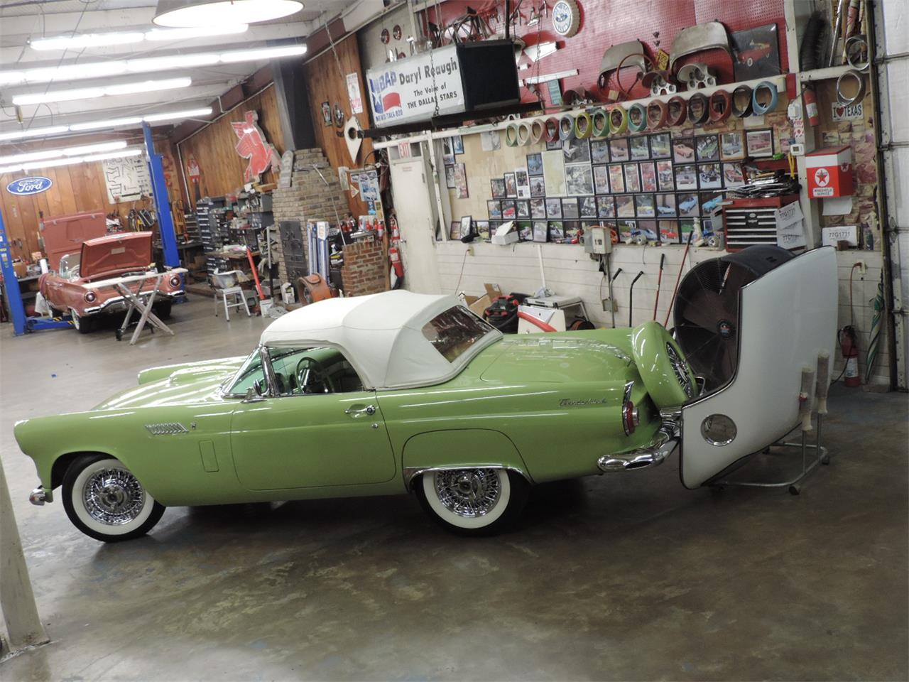 Large Picture of 1956 Ford Thunderbird - $89,500.00 Offered by Amos Minter's Thunderbirds - MDP7