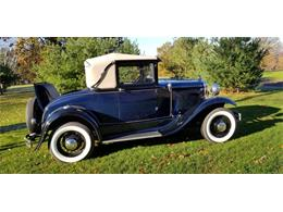 Picture of '31 Ford Model A - $13,500.00 Offered by Classic Motor Cars of Ellington - MDPA