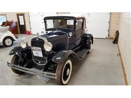 Picture of 1931 Ford Model A Offered by Classic Motor Cars of Ellington - MDPA