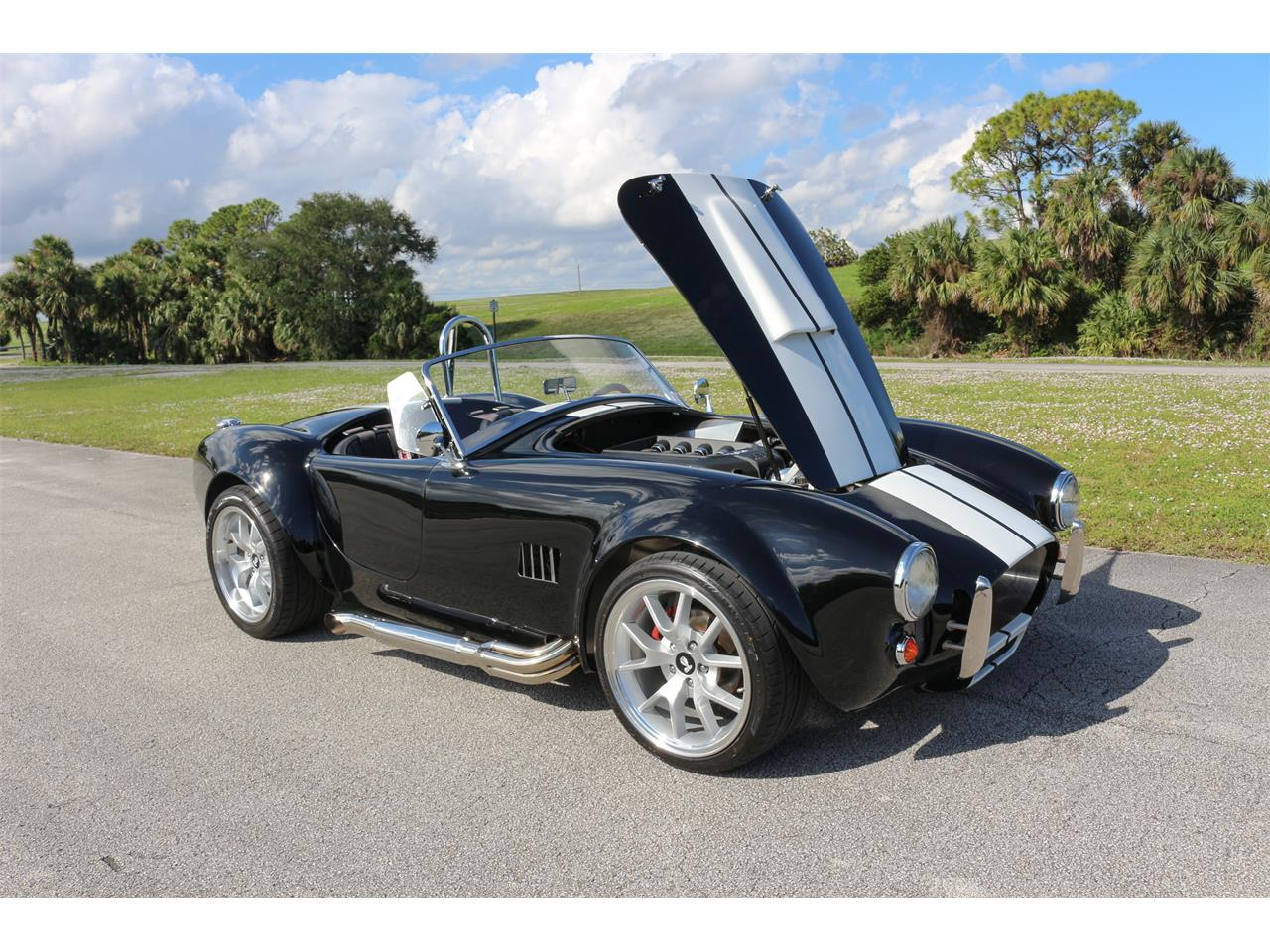 Large Picture of '65 Factory Five Cobra located in Riviera Beach Florida Offered by a Private Seller - MDPC