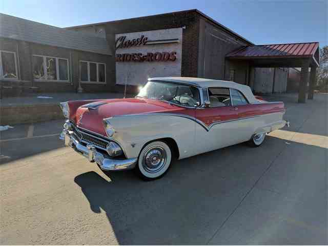 Classic ford fairlane sunliner for sale on classiccars picture of 55 fairlane sunliner masl altavistaventures Gallery
