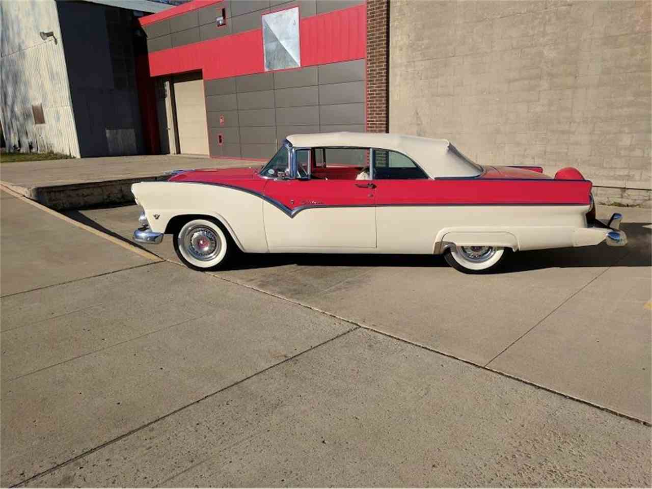 1955 ford fairlane sunliner for sale classiccars cc 1040421 large picture of classic 1955 fairlane sunliner auction vehicle masl altavistaventures Gallery
