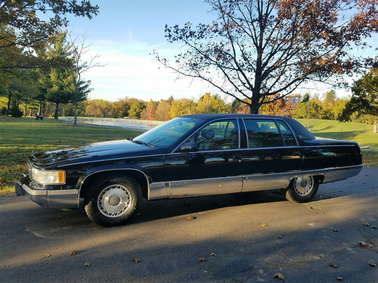 1995 Cadillac Fleetwood >> For Sale 1995 Cadillac Fleetwood Brougham In Miamisburg Ohio