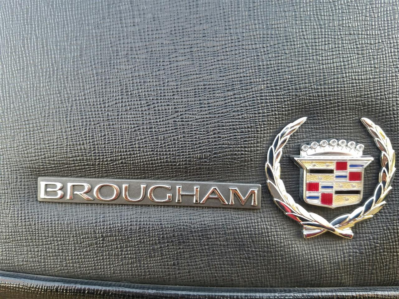 Large Picture of 1995 Fleetwood Brougham located in Ohio - $18,500.00 - MDQ0