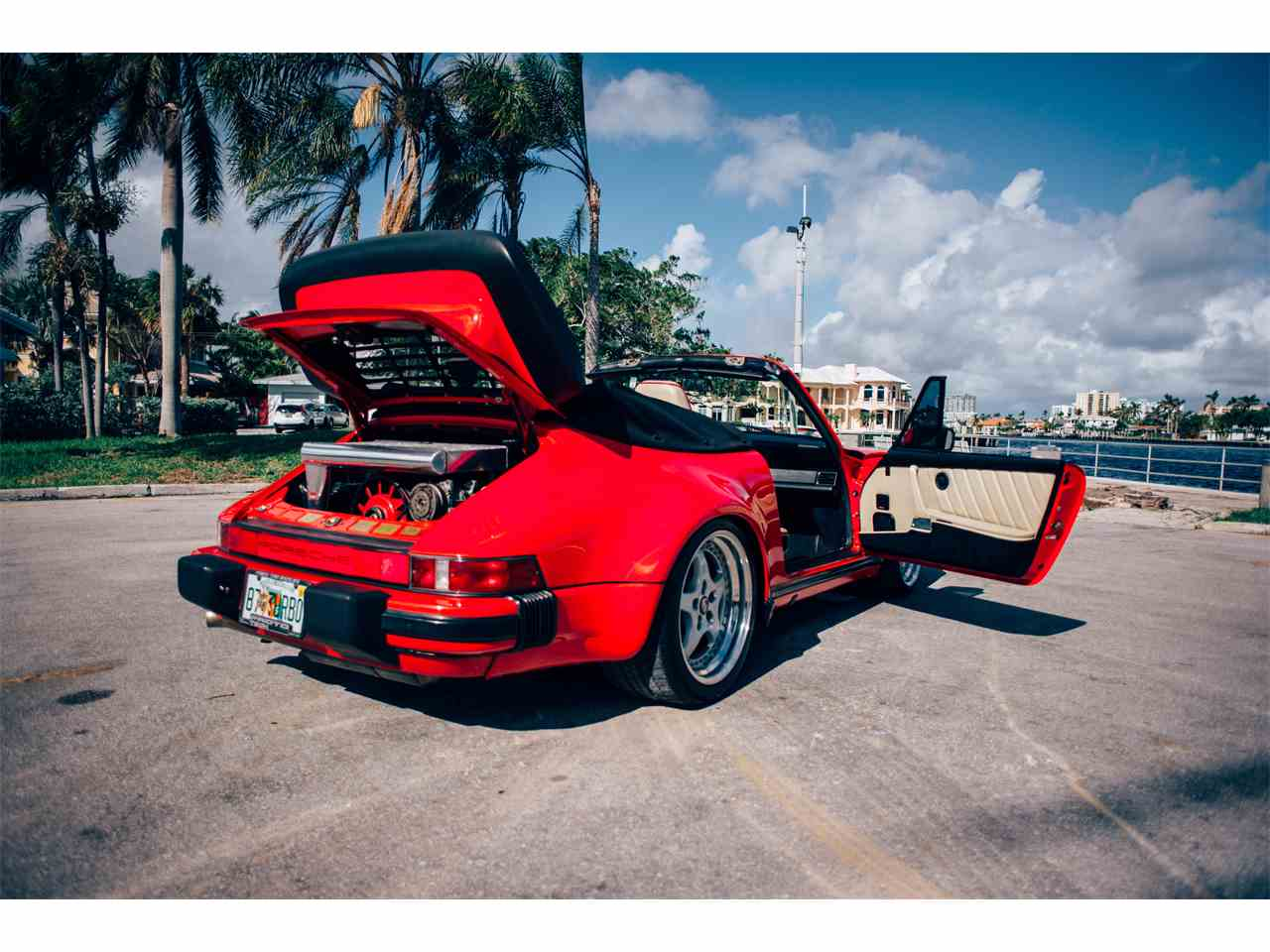 Large Picture of '87 Porsche 930 Turbo Offered by a Private Seller - MDQ3