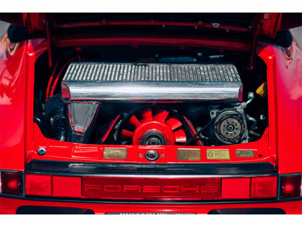 Large Picture of '87 Porsche 930 Turbo located in Fort Lauderdale  Florida Offered by a Private Seller - MDQ3