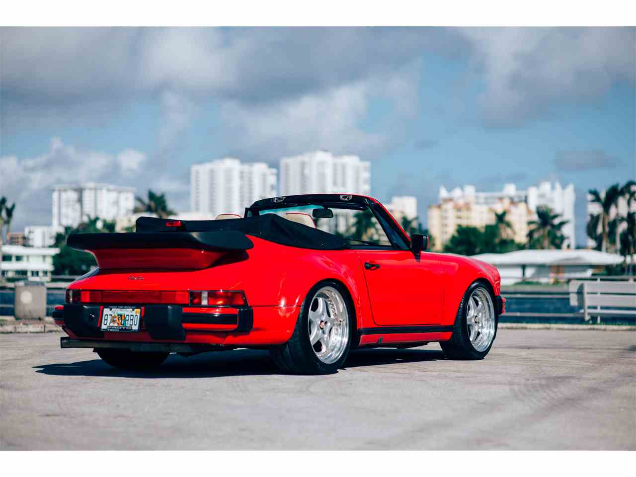 Large Picture of 1987 930 Turbo located in Fort Lauderdale  Florida - $130,000.00 - MDQ3