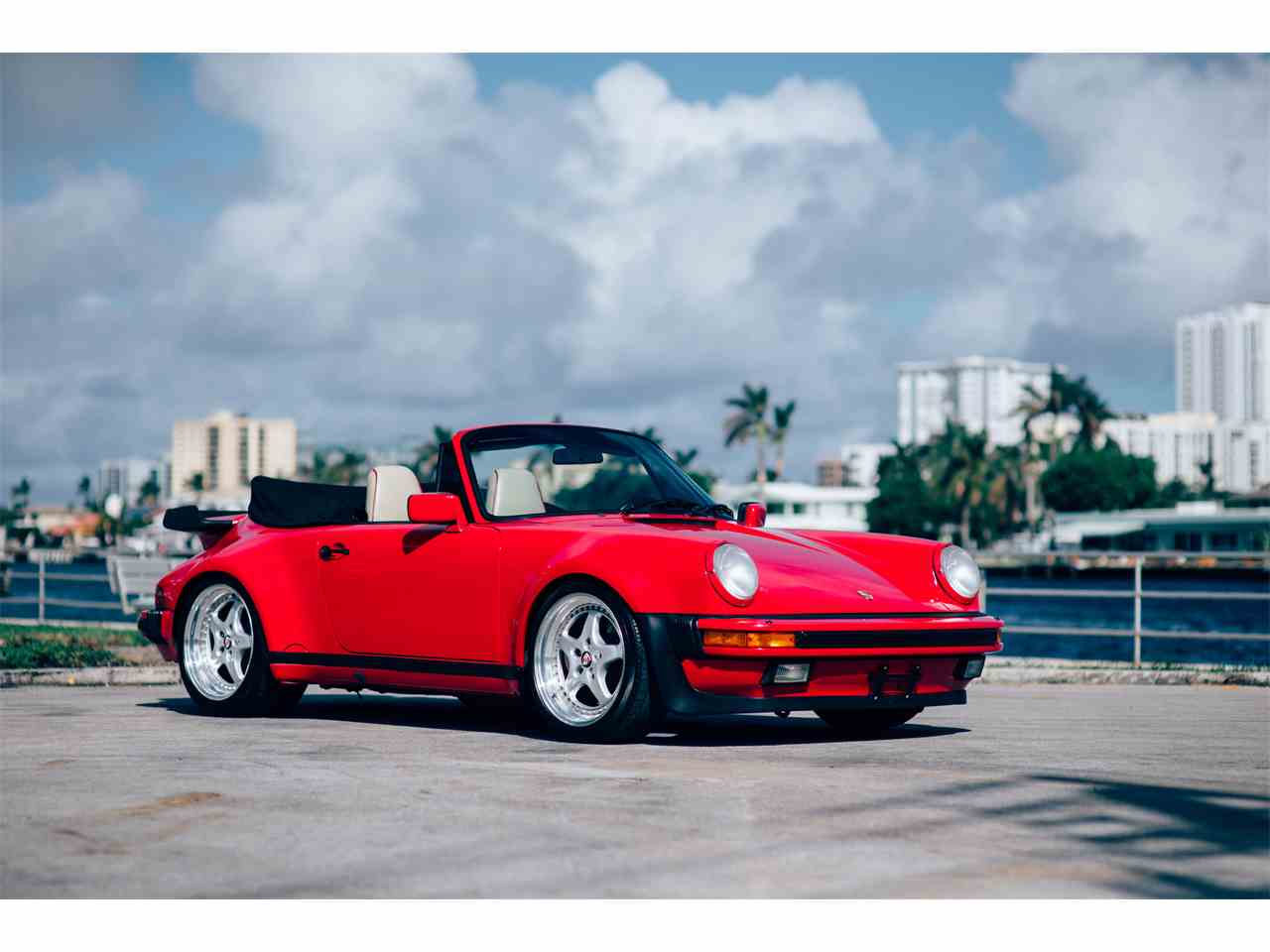Large Picture of 1987 Porsche 930 Turbo located in Florida - MDQ3