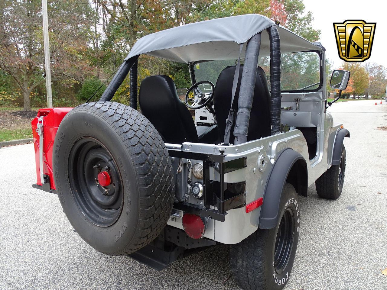 Large Picture of '75 Jeep CJ5 located in New Jersey - MDQG