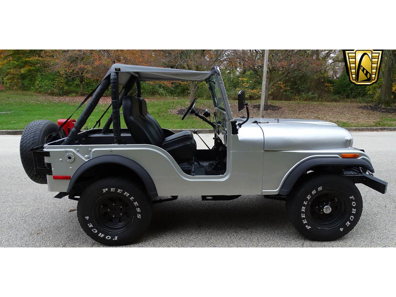 Large Picture of '75 CJ5 located in New Jersey Offered by Gateway Classic Cars - Philadelphia - MDQG
