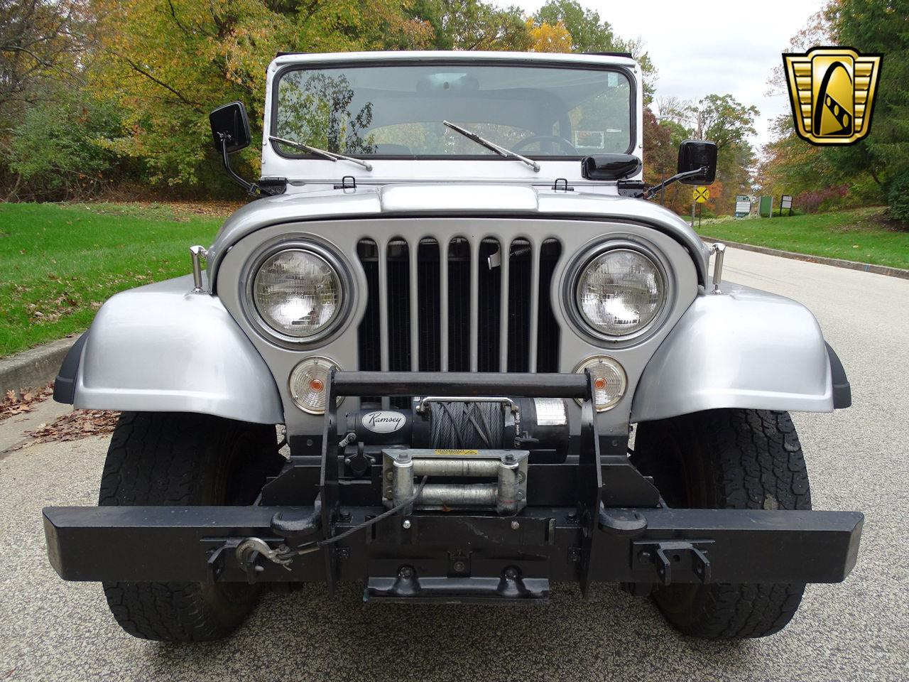 Large Picture of '75 CJ5 located in New Jersey - $14,995.00 Offered by Gateway Classic Cars - Philadelphia - MDQG