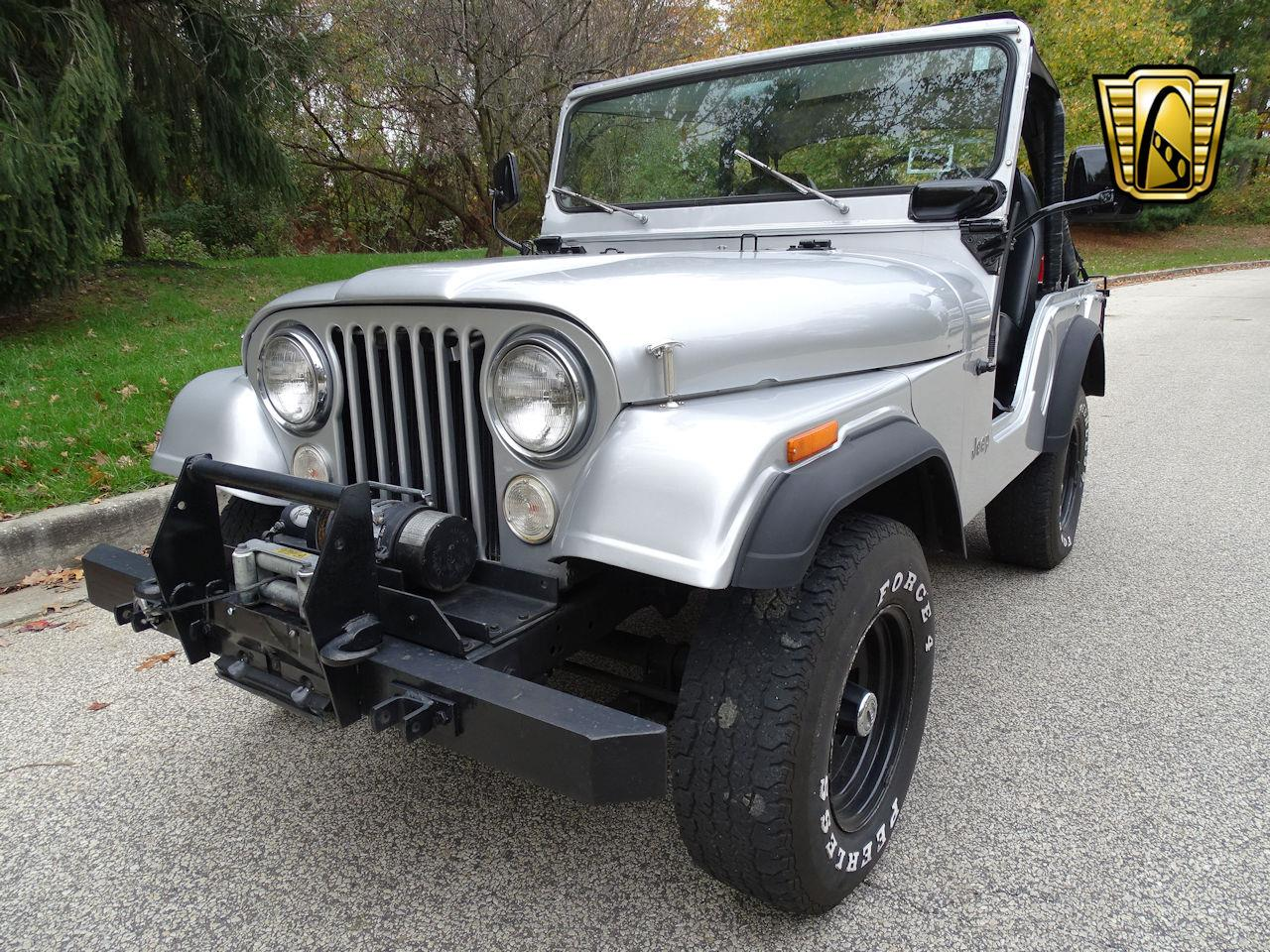 Large Picture of '75 Jeep CJ5 located in West Deptford New Jersey - $14,995.00 Offered by Gateway Classic Cars - Philadelphia - MDQG