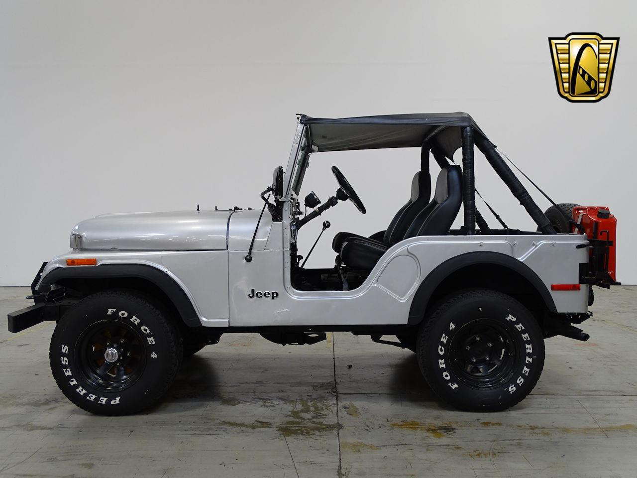 Large Picture of '75 CJ5 located in West Deptford New Jersey Offered by Gateway Classic Cars - Philadelphia - MDQG
