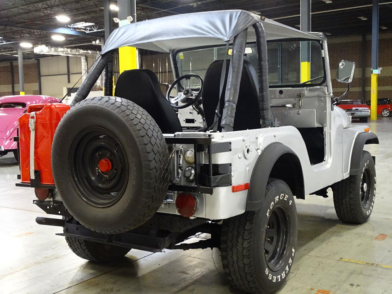 Large Picture of 1975 CJ5 located in West Deptford New Jersey - $14,995.00 Offered by Gateway Classic Cars - Philadelphia - MDQG