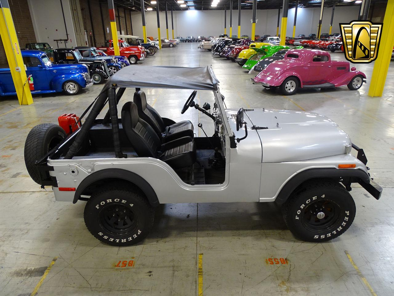 Large Picture of 1975 Jeep CJ5 located in West Deptford New Jersey - $14,995.00 Offered by Gateway Classic Cars - Philadelphia - MDQG